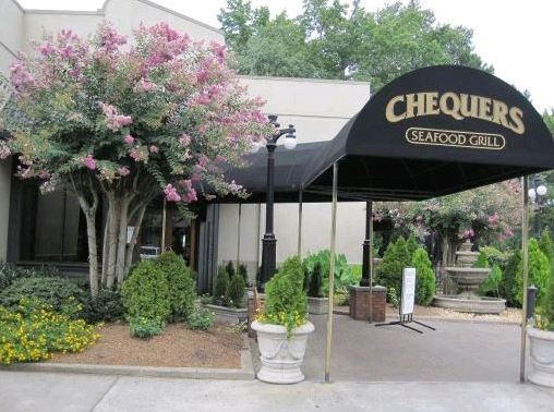 Chequers Seafood Grill Survey Outside 2