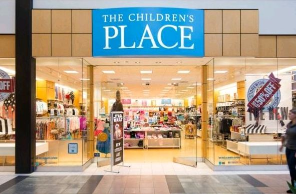 Childrens Place Survey Outside
