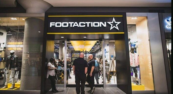 Foot action survey Outside