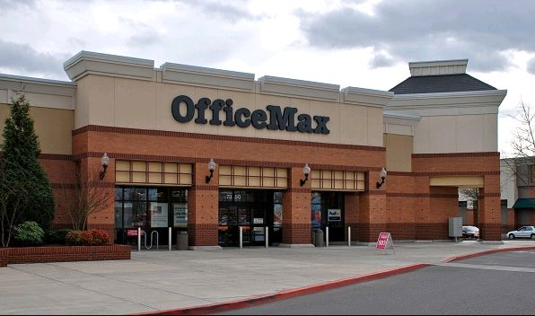 OfficeMax Survey Outside2