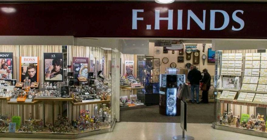 FHinds survey Outside