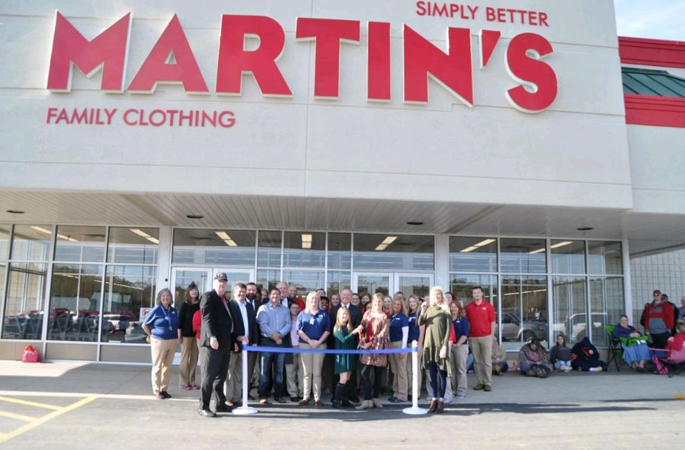 Martins Family Clothing Guest Survey